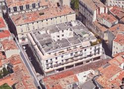 Le Saint Denis, Montpellier, 43 logements